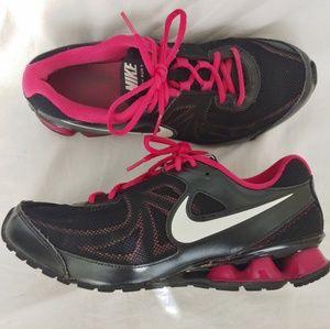 Nike Reax Run 7 Size #10 #Pink #Gym Run Walk